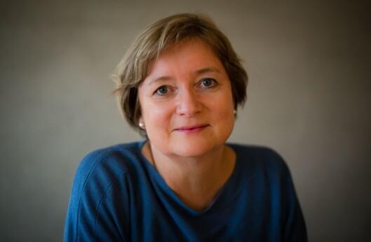 Ansvarlig redaktør Hanna Relling Berg i Sunnmørsposten.