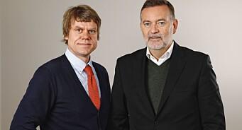 Venstre-rådgiver til PR-bransjen: Åsmund Prytz blir seniorrådgiver i Kruse Larsen