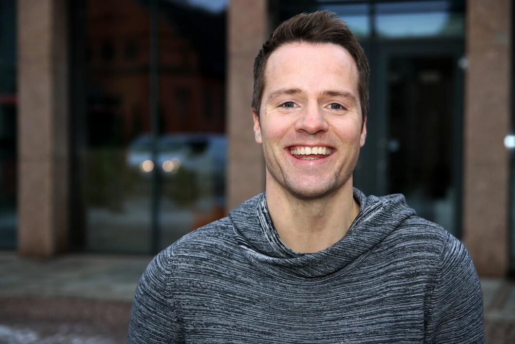 Arne Vatnøy forlater Den norske legeforening for å bli videojournalist i Innovasjon Norge.