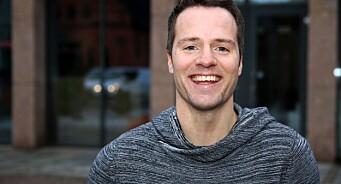 Tidligere NRK og TV 2-reporter Arne Vatnøy (33) er ansatt som videojournalist i Innovasjon Norge