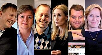 Slik blir 2018 for avis-Norge: Redaktørene snakker ikke lenger om kutt og krise, men vekst, utvikling og journalistikk