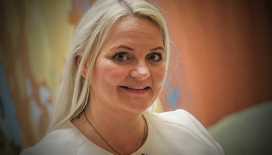 Stortingsrepresentant Åslaug Sem-Jacobsen fra Senterpartiet, sitter i Familie- og kulturkomiteen.