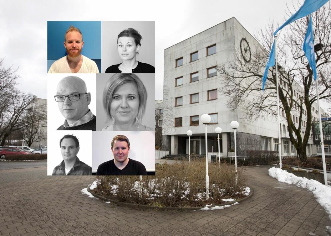 Flere tillitsvalgte i NRK reagerer på endringene av distriktssendingene.