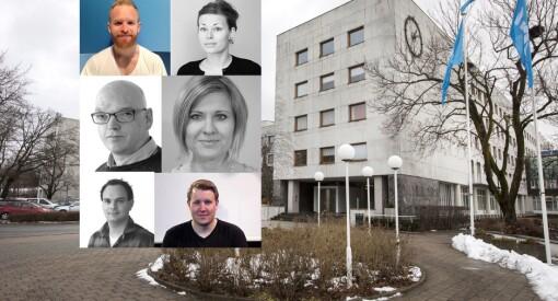 - Folk liker dårlig å få tredd ting ned over hodet, mener Jan Børge Leirvik om nye distriktsnyheter. Skarpe reaksjoner fra NRK-tillitsvalgte landet rundt