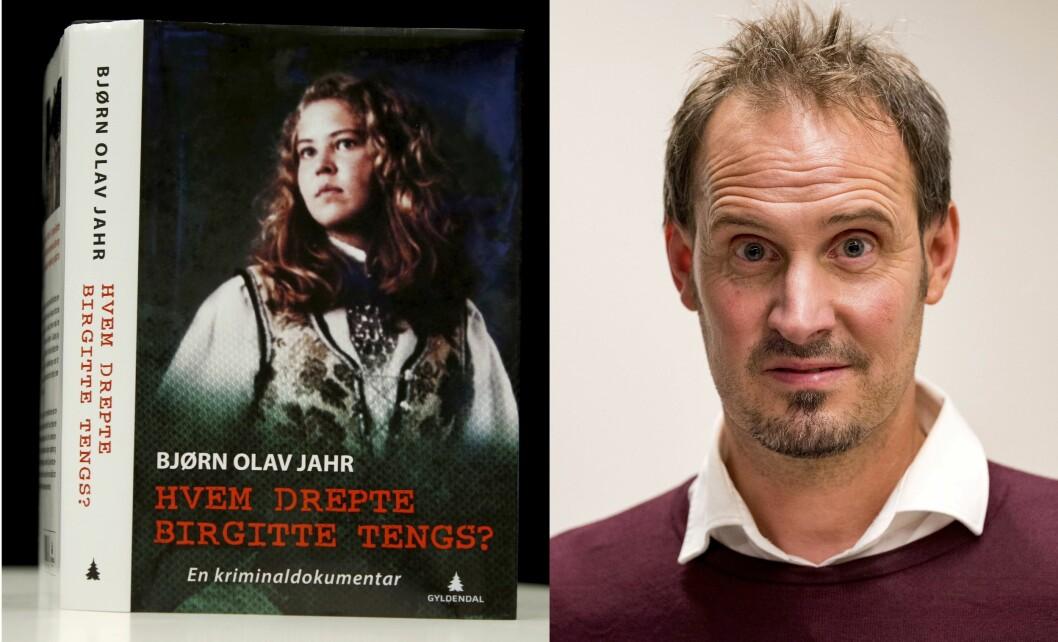 Bjørn Olav Jahr ga i 2015 ut kriminaldokumentaren «Hvem drepte Birgitte Tengs?», som han nå bygger videre på for å lage true crime-serie for fjernsyn.