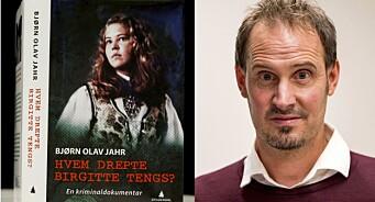 Bjørn Olav Jahr lager TV-serie av Birgitte Tengs-bok. «True crime» om Tina-saken og Orderud-drapene er også på vei