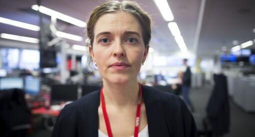 VGs nyhetsredaktør leder over 100 journalister med hjemmekontor: – Klart det er krevende