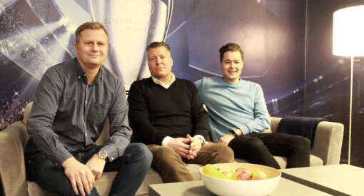Børge S. Nielsen forlater TV 2 Sumo og går til konkurrenten: Blir markedsdirektør i Viaplay Norge