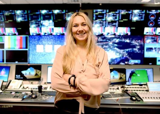 Discovery-sjef Tine Austvoll Jensen.