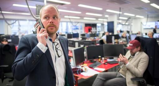 VG har beklaga fire saker på kort tid: – Tilfeldig, seier sjefredaktør Gard Steiro