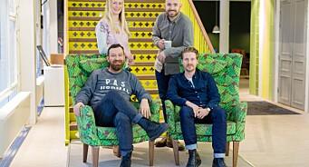 Heltejakt ga pris: SMFB og Freia stod bak den beste lokale reklamekampanjen i fjor - vant «Tett På» 2017