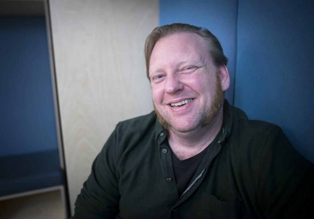 Journalist Lars Taraldsen blir redaktør og disponent i Aust-Agder Blad.