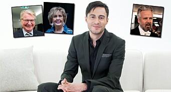Tidligere TV-profil Geir Håkonsund samler flere kjendiser i stallen: Nå er han manager for Trude Drevland, Fabian Stang og Ari Behn
