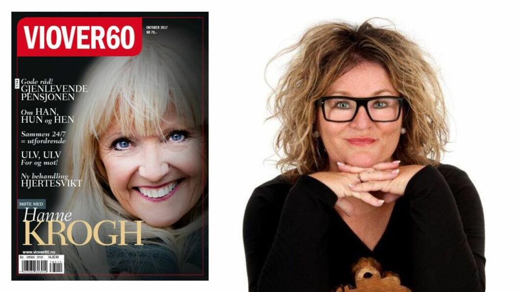 Sjefredaktør og daglig leder Anne Marit Hjelme i Grieg Media AS.