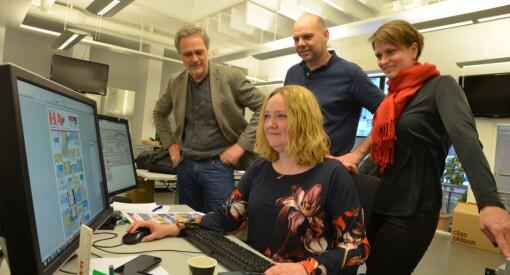 Hamar Arbeiderblad gjør som Budstikka: Gir ut en «postnummeravis» med egne sider for 35 forskjellige poststeder