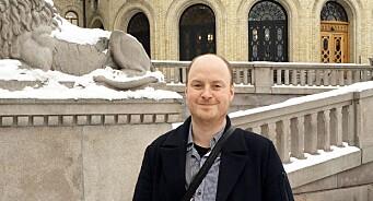 Nå er John Arne Moens arvtaker klar - Sivert Rossing blir sjefredaktør i Trønder-Avisa