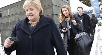 Tidligere Erna-stabssjef Julie Brodtkorb (43) blir etter alt å dømme ny leder i Kringkastingsrådet. Hun får i oppgave å passe på NRK