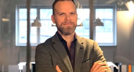 Medieovervåker henter ledertalent med to mastergrader: Claes Lyth Walsø (36) ny utviklingsdirektør i Retriever