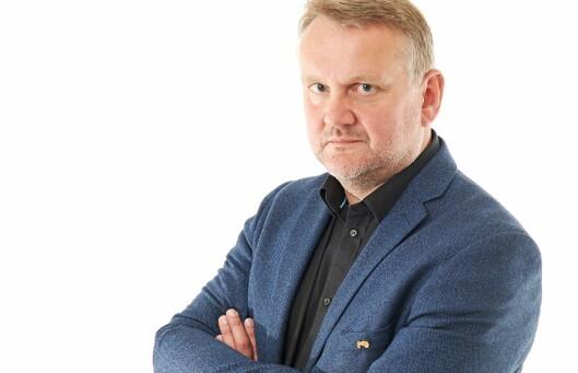 JOHN ARNE MOEN, sjefredaktør i Trønder-Avisa.
