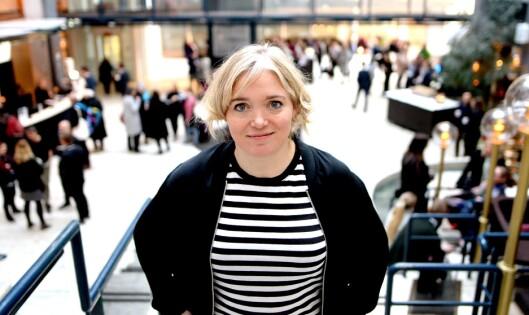 Tone Sofie Aglen er tidligere politisk redaktør i Adresseavisen – og nå politisk kommentator i VG.