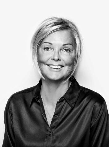 Nina Riibe, daglig leder i Geelmuyden Kiese Norge.