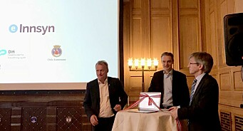 121 statlige virksomheter og Oslo kommune er på plass: OEP er historie - i dag ble eInnsyn lansert