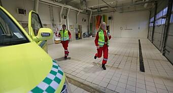 Når sekundene teller og avstandene er lange: NRK lager dokuserie fra Nord-Norges største sykehus
