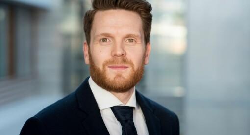 Henrik Stølen (35) slutter i Reuters - blir kommunikasjonsrådgiver ved Handelshøyskolen BI