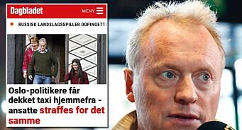 Gravejournalistikk med litt for mye Møllers tran: Hvorfor må Dagbladet lage falske vinklinger for å sprite opp en ellers god nyhetssak?