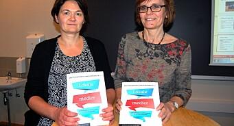 Lokale medier er en del av infrastrukturen i samfunnet, mener Birgit Røe Mathisen og Lisbeth Morlandstø