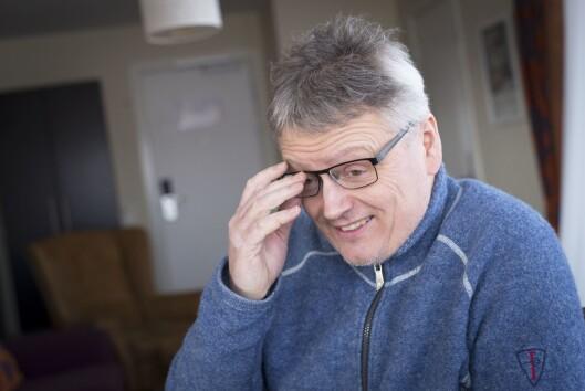 Håkon Okkenhaug.