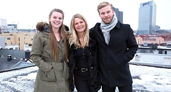 Ungt Futatsu-team til topps i Young Media Lions: Anine Iversen og Alexander Mostue får reise til Cannes