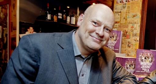 Jostein Pedersen (58) gjør comeback på eteren: Blir plateprater på Radio Vinyl sammen med Leif-Erik Forberg (67) og Vidar Lønn-Arnesen (77)