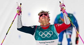 700.000 så Klæbo sikre sprintgull for Norge: I tillegg fulgte over 300.000 TVNorge og Eurosports OL-sendinger på nett