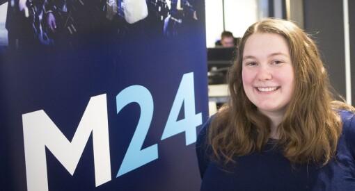 Medier24 bygger laget videre: Ansetter Eira Lie Jor (26) som journalist