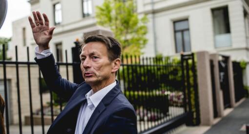 Tidligere Ap-topp og pressemann Hans Kristian Amundsen har fått ny jobb: Konstituert som konserndirektør i Bane Nor
