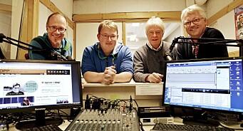 Nea Radio og Radio E6 inngår samarbeid: Skal knytte Trøndelag tettere sammen, sier redaktørene Per Roar Bekken og Andreas Reitan