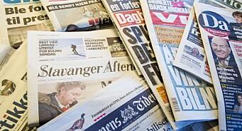 7 av 10 har aviser som sin viktigste nyhetskilde - og 62 prosent abonnerer på minst én avis