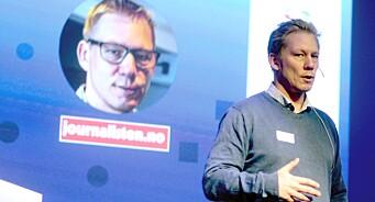Martin Huseby Jensen slutter som redaktør i Journalisten
