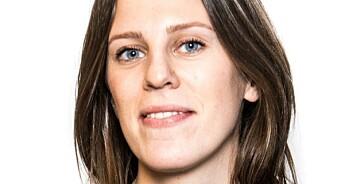 Fra vikar til fast jobb på Hasle: Therese Doksheim Skaug (27) ansatt som journalist i Dagbladet