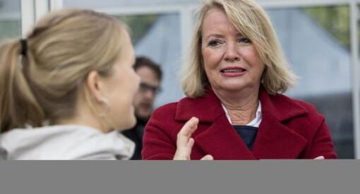 Dagblad-kommentator Marie Simonsen får Fredrikkeprisen for 30 års kamp mot «Gutteklubben grei»