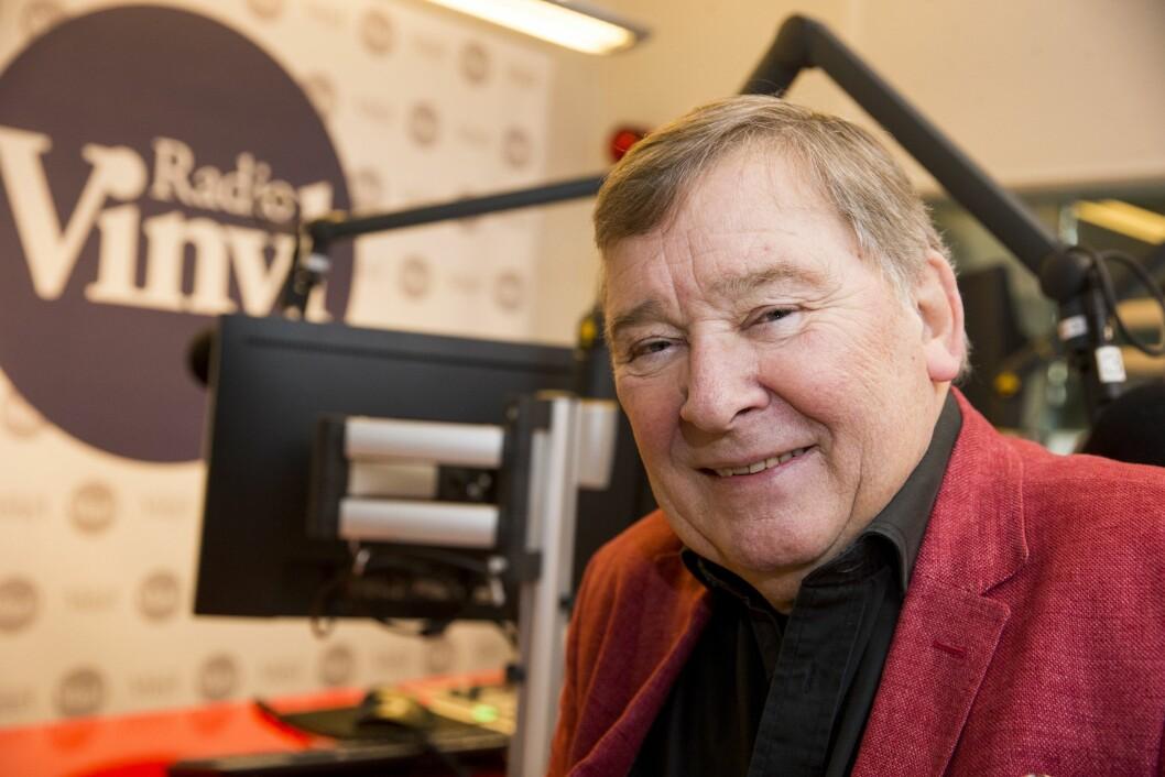 Radio Vinyl med Vidar Lønn-Arnesen.