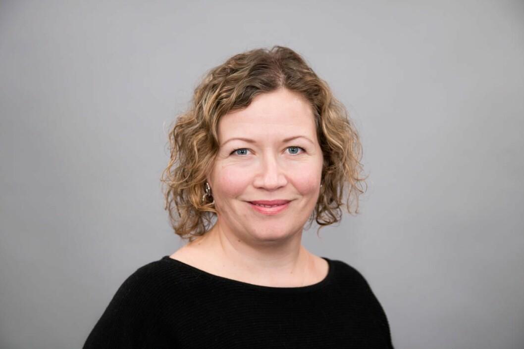 Høgskolelektor Gunhild Ring Olsen ved Høgskulen i Volda.