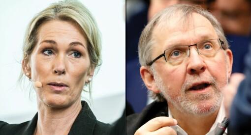 Hva i alle dager er dette slags reaksjonær omtale av en kvinnelig toppleder, Aftenposten?