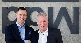 TV 2-veteran og tidligere Media City-sjef Svein Ove Søreide blir med når arkitektselskap starter PR-byrå for eiendomsbransjen
