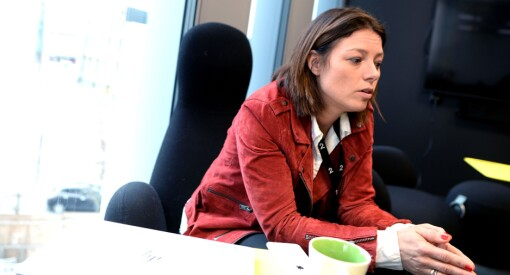 TV 2s Sarah Willand: Get-forhandlingene kan ta lang tid