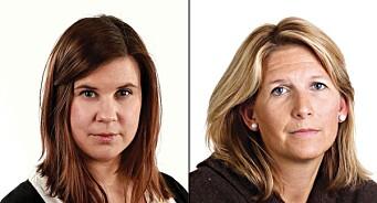 De skal ut i verden for Aftenposten: Eirin Hurum til Brussel og Helene Skjeggestad tar over Russland