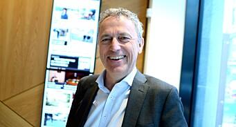 - Dette er godt nytt for norsk journalistikk, mener konsernsjef Are Stokstad. Amedia med 476 millioner kroner pluss i fjor