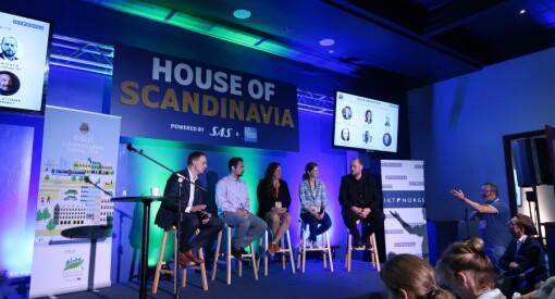 Når Oslo presenteres på verdens største teknologifestival, er det som verdens mest elektriske by