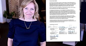 Derfor er det bråk mellom Vårt Land og eierkonsernet: Her er brevet de sju bekymrede Mentor-toppene skrev til styret i november